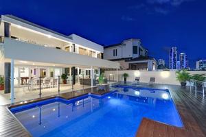 Gold Coast Luxury Pool Renovation