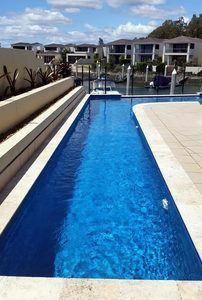 New Vinyl Liner Pool Installation Gold Coast